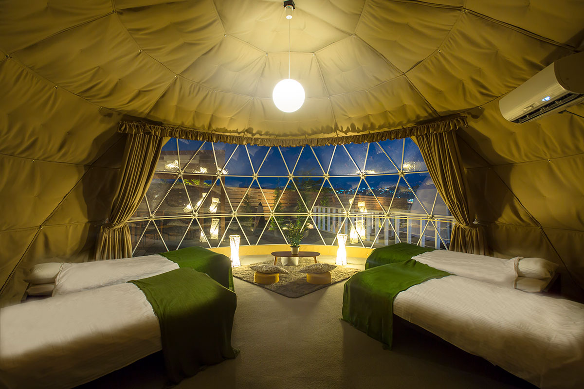 プライベートドーム