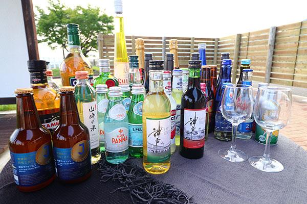 温泉足湯-Bar